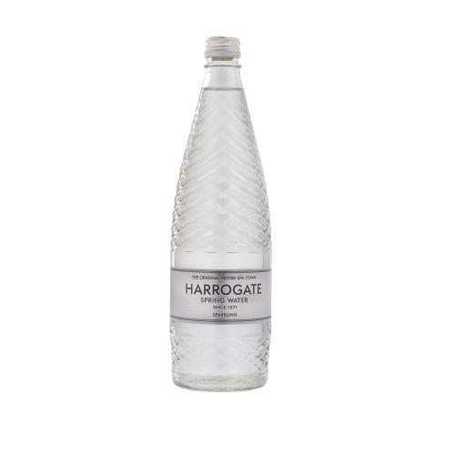 Harrogate Spark Water 750ml Glass Pk12