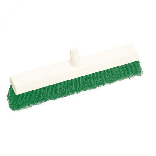 Scott Young Research Interchange Hygiene Soft Broom Head 12 Inch Green Ref BHY12SG