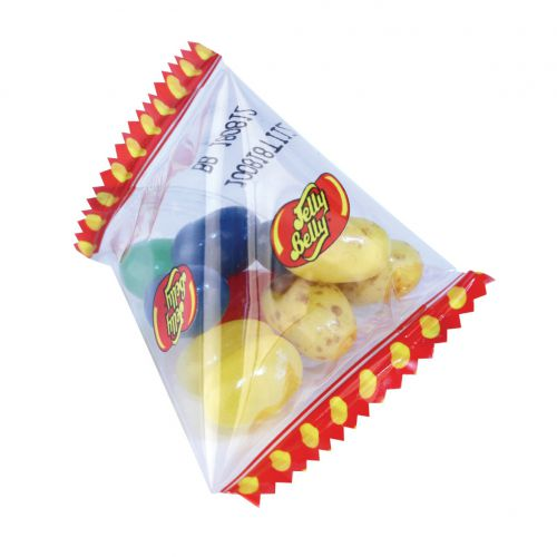Jelly Belly Jelly Bean Pyramids Assorted Flavours 10g [Pack 300]
