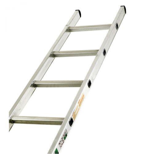 Aluminium Ladder Single Section 12 Rungs Capacity 150kg