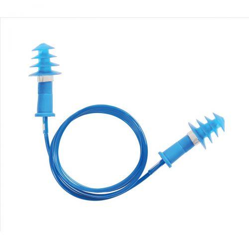 Keepsafe Earplugs Moulded Detectable Corded Ref 254164 [Pack 200]