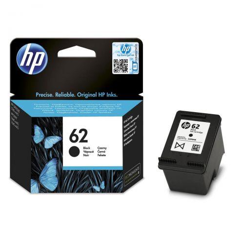 Hewlett Packard [HP] No.62 Inkjet Cartridge 4ml Page Life 200pp Black Ref C2P04AE