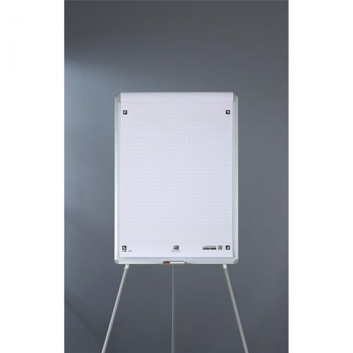 Oxford Smart Flipchart Pad Perforated 40 Sheets Square A1 800x600 Ref 400059715