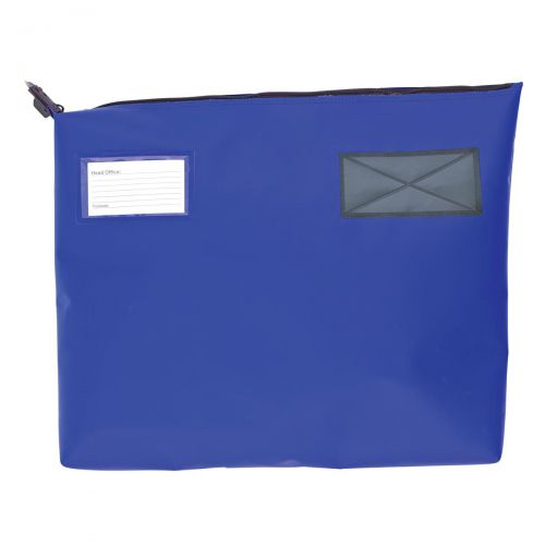 MailPouch A3 Plus Gusset 510 x 406 x 76mm Blue Ref GP6B