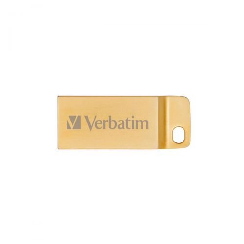 Verbatim Metal Executive USB Drive 3.0 16GB Ref Metal Exec 16GB