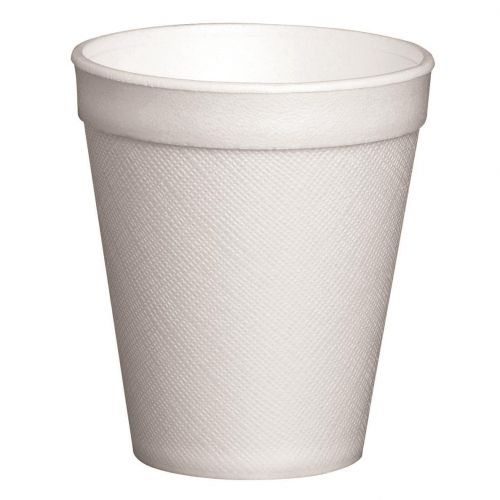 Cup Insulated Foam 10oz 296ml White Ref 10LX10 [Pack 20]