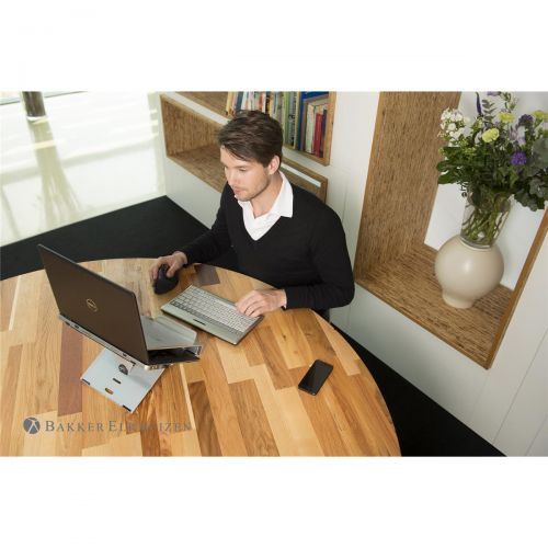 035b9b53e8e 128961 Bakker Elkhuizen Ergo-Q 260 Laptop Stand Portable