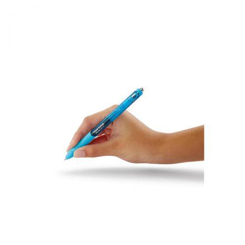 Paper Mate InkJoy Gel Pen 0.7mm Tip Red Ref 1957056 [Pack 12]