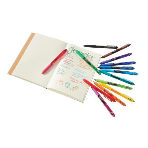 Paper Mate InkJoy Gel Pen 0.7mm Tip Assorted Ref 1985481 [Pack 14]