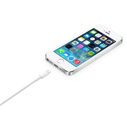 Apple Lightning to USB Cable 2m Ref MD819ZM/A