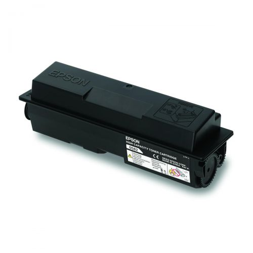 Epson S050584 Black H/Cap Rtn Toner