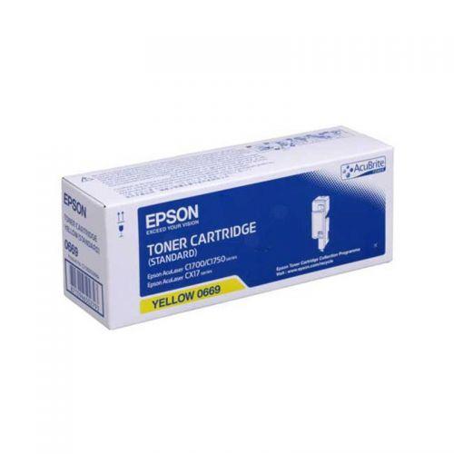 Epson S050669 Yellow Toner C13S050669
