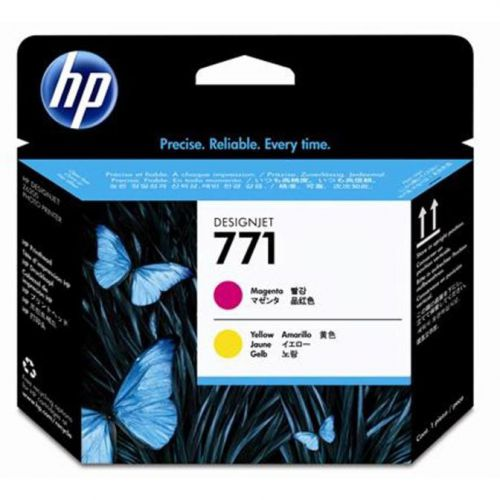 HP 771 Magenta/Yellow Printhead CE018A