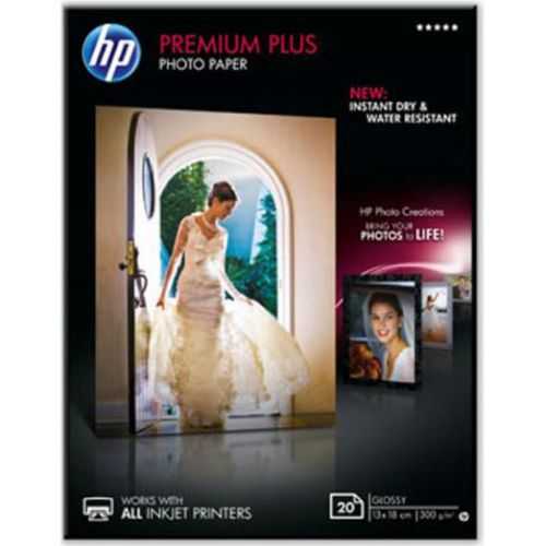 HP Premium Plus 13x18cm Photo Paper P20