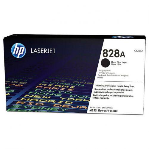 Hewlett Packard [HP] 828A Drum Unit Page Life 30000pp Black Ref CF358A