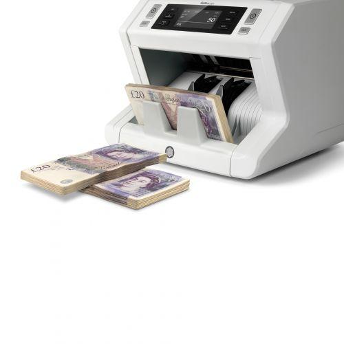 Safescan Banknote Counter/Checker Grey Ref 2650-S