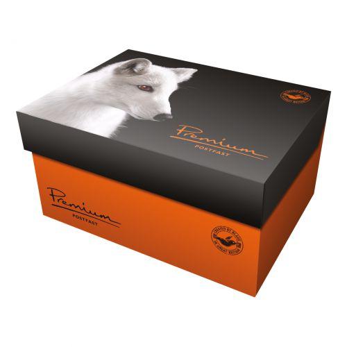 Blake Premium Postfast Mailing Wallet Gum White DL+ 114x229 90gsm Ref PF703 Pk500 10 Day Leadtime