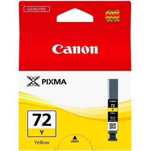 Canon PGI-72Y Yellow Inkjet Cartridge