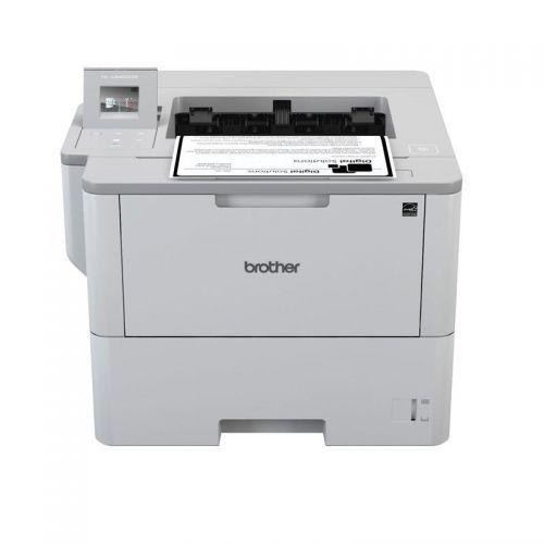 Brother HL-L640DW Mono Laser Printer 50ppm WiFi Duplex Touchscreen LCD Ref HLL6400DWZU1