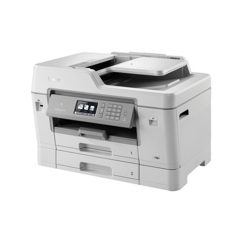 Brother MFC-J6935DW Wireless Inkjet Printer A3 Colour LCD Copier Scanner Fax Ref MFC-J6935DW