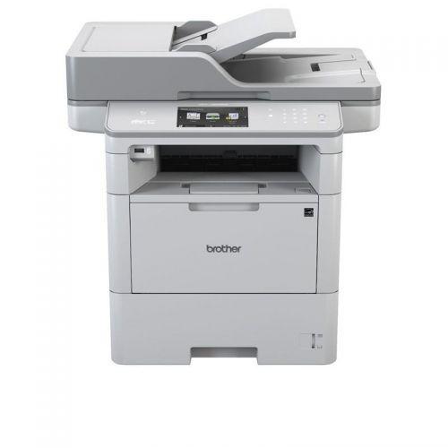 Brother MFC-L900DW Multifunctional Mono Laser Printer 50ppm WiFi Duplex Touchscreen Ref MFCL6900DWZU1