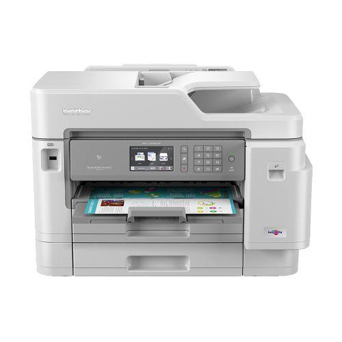 Brother MFC-J5945DW Inkjet Printer Multifunctional 6 in 1 35ppm Ref MFC-J5945DW