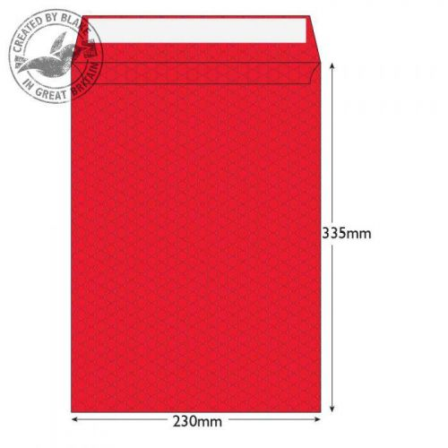 Purely Packaging Envelope P&S 335x230mm Bubble Envolite Black Ref KRD335 [Pk 100] 10 Day Leadtime
