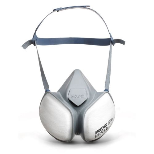 Moldex FFA2P3RD Half Mask with Pleated Filter Technology White Ref M5230 *Up to 3 Day Leadtime*
