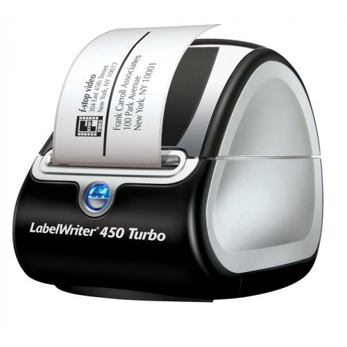 Dymo Labelwriter 450 Turbo USB with Software 71 per minute 600x300dpi Ref S0838860