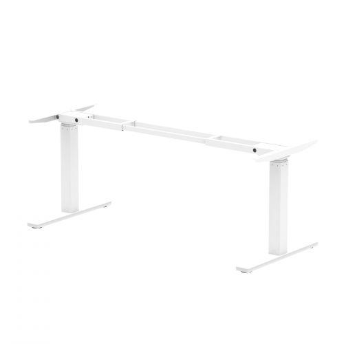 Trexus Sit Stand Leg Pack 1600mm width White Ref HA0002