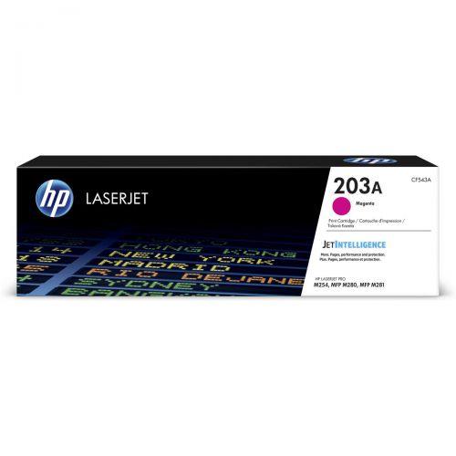 HP 203A ORIGINAL MAGENTA LASER CARTRIDGE