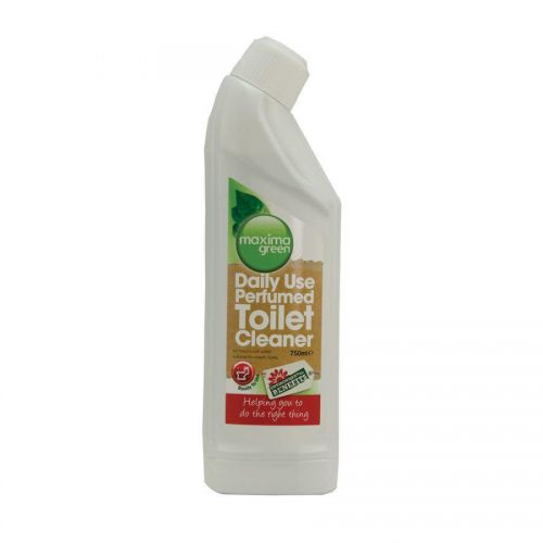 Maxima Green Daily Toilet Cleaner Ref 1009059 [Pack 2]