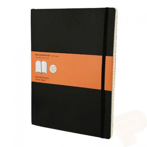 Moleskine Soft Cover Notebook X Large