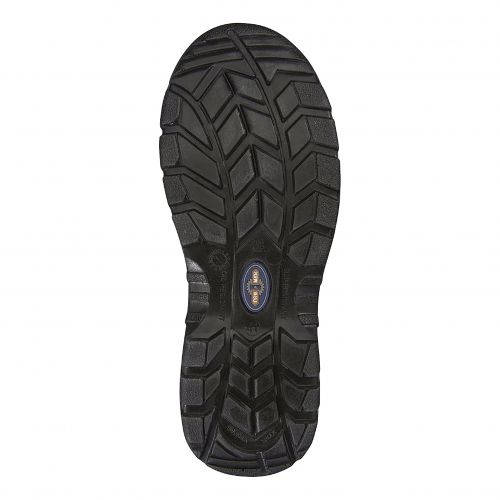 Chukka Boot Leather Steel Toecap & Midsole Size 11 Black Ref PM100 11