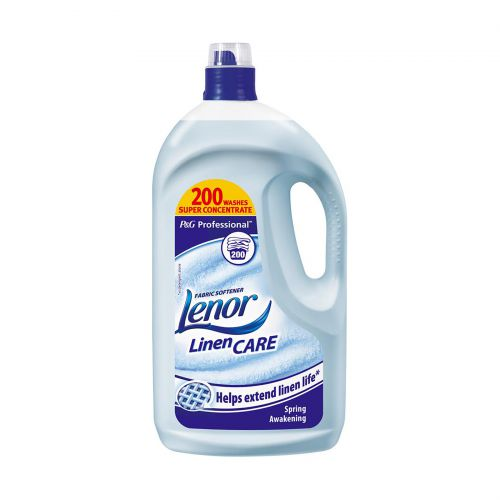 Lenor Spring Awaken Fabric Softener 4L