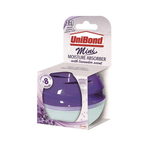 UniBond Mini Moisture Absorber Lavender Scent Ref 2261140