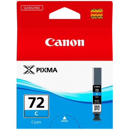 Canon PGI-72C Cyan Inkjet Cartridge