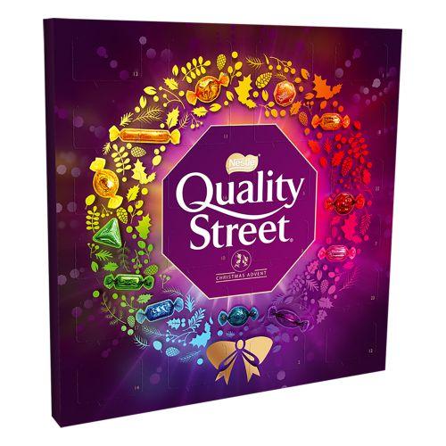 Nestle Quality Street Advent Calendar Ref 12373610