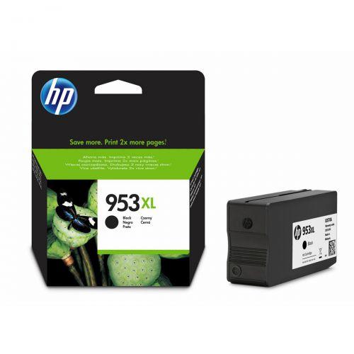 HP 953XL BLACK CARTRIDGE L0S70AE#BGX