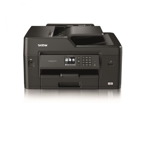 Brother Colour Inkjet Multifunction A3 Printer Ref MFCJ6530DWZU1