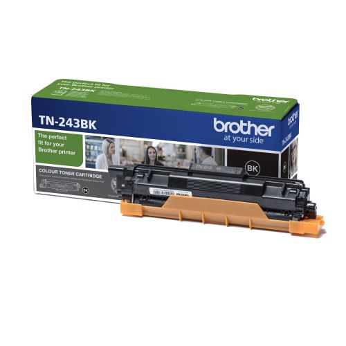 BROTHER TN243BK TONER CARTRIDGE BLACK