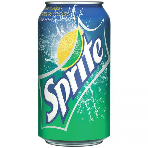 Sprite Lemon and Lime Soft Drink Can 330ml Ref 0402008 [Pack 24]