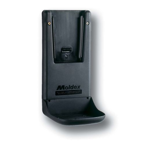Moldex 7060 Station Wall Mount Bracket For MoldexStations Black Ref M7060 *Up to 3 Day Leadtime*