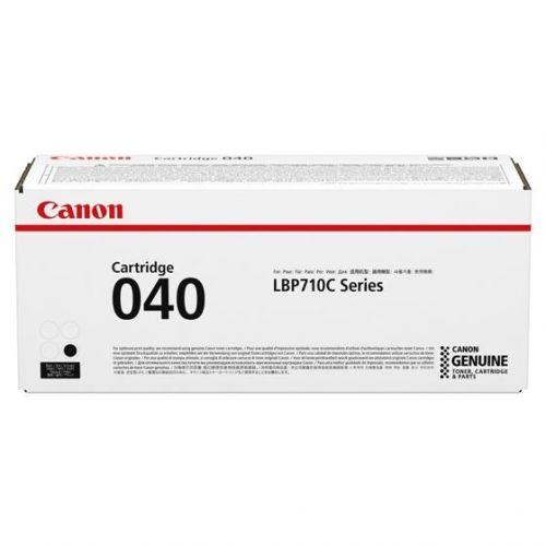 Canon 040BK Laser Toner Cartridge Page Life 6300pp Black Ref 0460C001