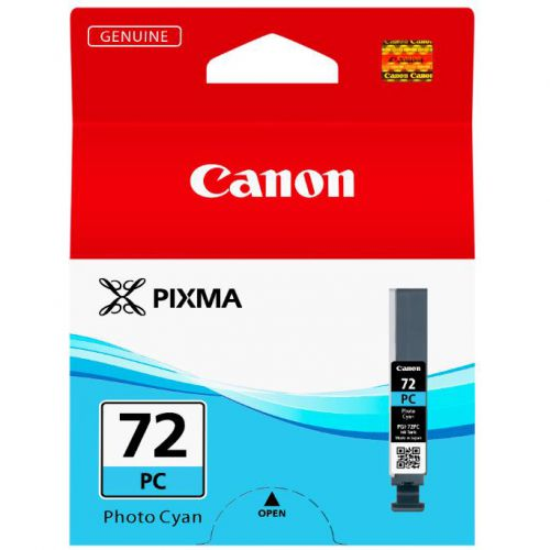 Canon PGI-72PC Photo Cyan Ink Cartridge