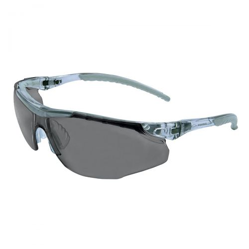 JSP Cayman Safety Spectacles Adjustable with Cord Smoke Ref 1CAY23S