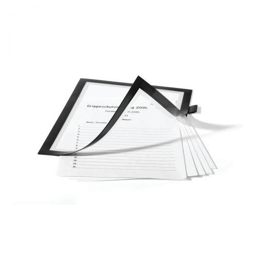 Duraframe Note A4 - Black                                   Black Ref 499301