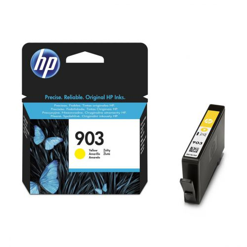 Hewlett Packard [HP] No.903 Inkjet Cartridge 4ml Page Life 315pp Yellow Ref T6L95AE