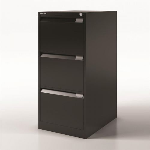 Bisley Filing Cabinet 470x622x1016mm Ref 1633-av1
