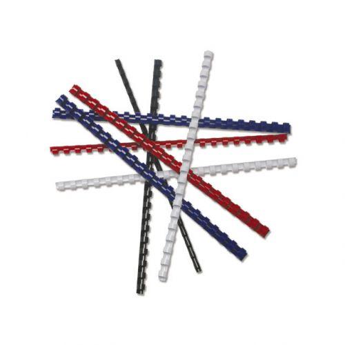 Fellowes Binding Spines 6mm White [Pack 100]